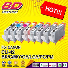 China wholesale EXPERT for canon new compatible ink cartridge CLI-42