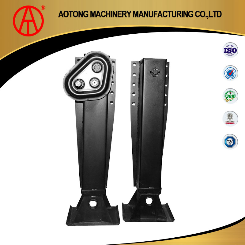 China Manufacturer trailer landing gear leg