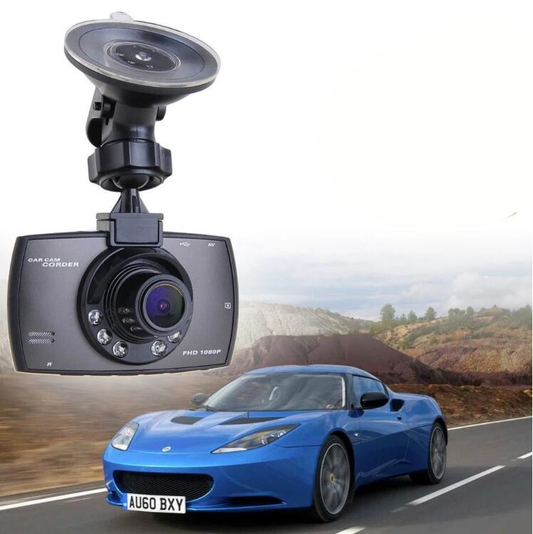 HIgh quality Car Camera DVR Camcorder Video Recorder K6000 <strong>Auto</strong> Tachograph With Infrared Night Vision For All Car