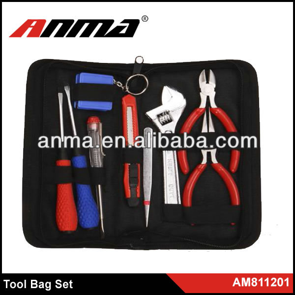 76pc mini car repair tool kit/tool bag kit
