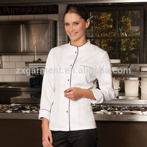 Modern Indian Restaurant bar maid restaurant uniform