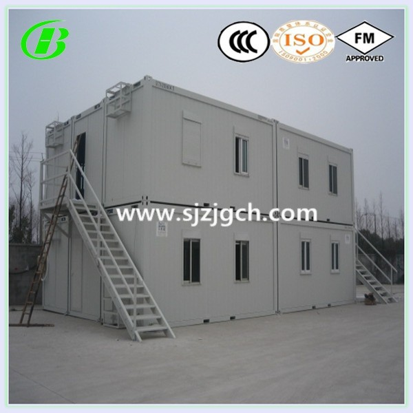 low cost 20ft shipping container homes for sale from China factory