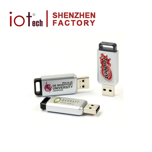 2016 Shenzhen New Products Hot Sale Goods 16GB Slide Flash Drive USB