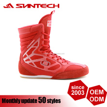 customized REACH factory fashion boxing shoes