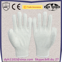Cotton Gloves Finger Protection Made In China Merchandise