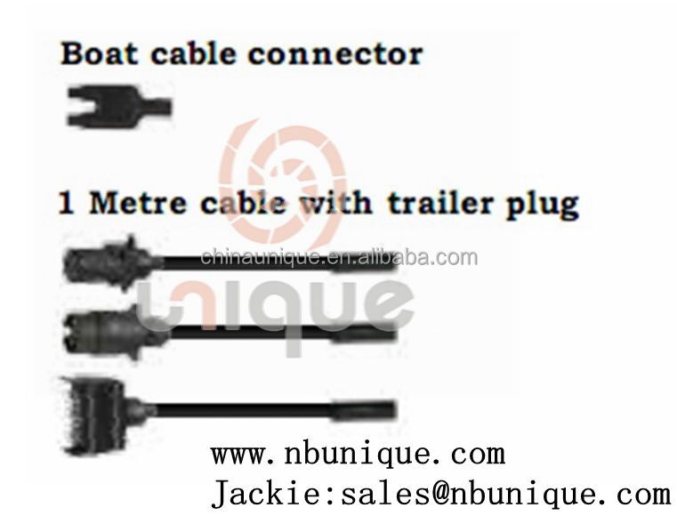 towbar truck trailer wire harness kit buy auto wiring harness tractor trailer tandem wiring