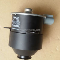 12V DC Fan Motor With The