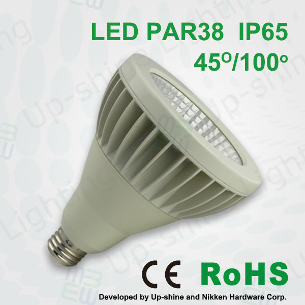 UL cUL Energy Star SAA approved cob led bulb rgbaw uv led par light