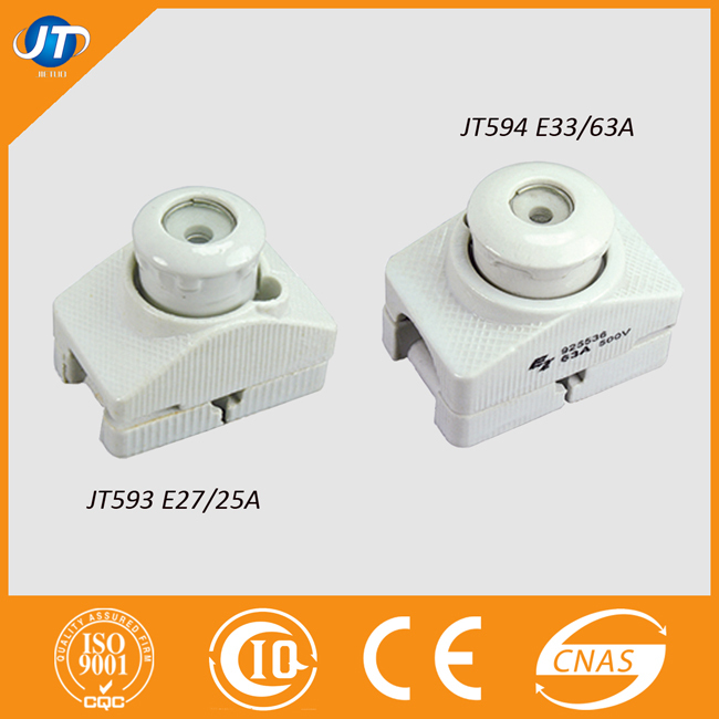 Porcelain Screw Type Fuse Unit/ Fuse Holder/Fuse box15A/30A/60A/100A/200A