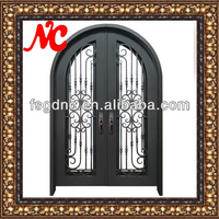 Wrought Iron Doors and Windows