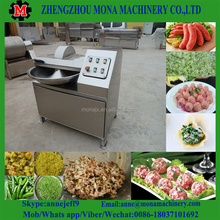 Professional various specs 3 or 6 blades Chinese dumplings buns stuffing sausage meat bowl cutter