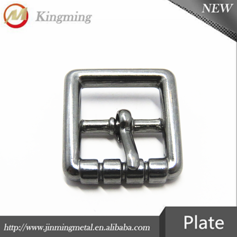 15MM Metal Shoe Haedware Horsebit Buckle Parts