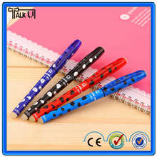 Hot plastic heat sensitive erasable gel pen with clip for sale, school and office stationery disappearing erasable ink gel pen