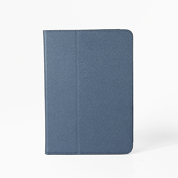 wholesale 2017 factory supplier elegant blue PU tablet case for Ipad Air 2