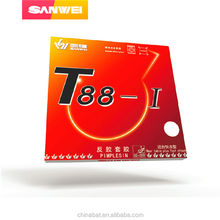 SANWEI ITTF APPROVED High Quality Table Tennis Rubber T88-I Light Version