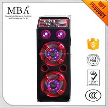 karaoke musical instrument speaker system pa speaker portable active sound system