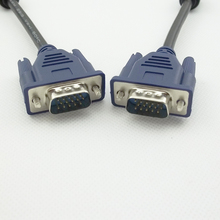 1080P 15 Pin D-Sub VGA Cable with Audio for Computer Monitor
