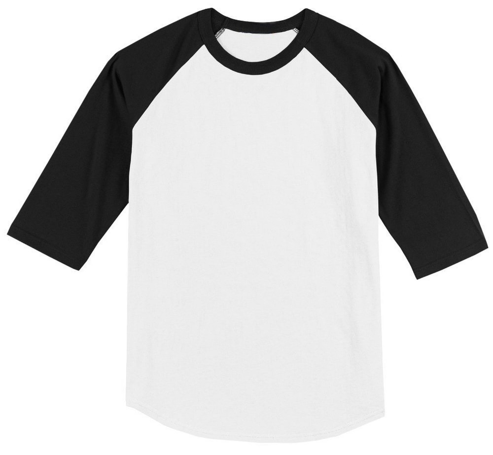 baseball jersy with your size chart in Top Qulity