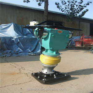 Electric type Tamping Rammer/Construction industry Vibration ramming for sales