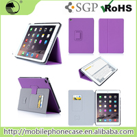 3 Folding Flip Stand Anti-Fouling Tablet Case For Apple iPad Air 2