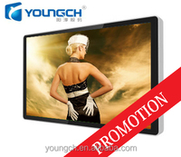 "Choose your size for custom advertising player with variable definition and strong back 19""22""26""32""42""46"" wall mounted lcd"