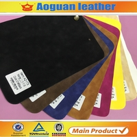2016 Wholesale Textile Pu Leather Products