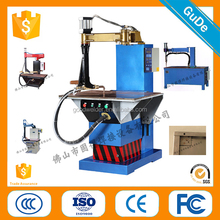 2017 LOW PRICE 50KVA to 200KAV DNT Series Rock Arm Manual Moving Table Spot Welding Machine