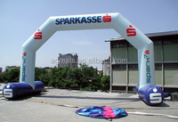 Promotional inflatable arch, logo printing available S5020