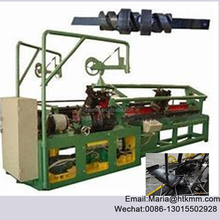 4000mm Automatic Chain Link Fence Machine Price/ Mesh Weaving Machine And Equipment