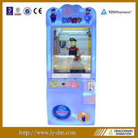 Kids arcade new plastic capsule prize vending machine plush toys for crane machine