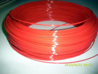 ul 3323 silicone rubber heating wire for hot plate