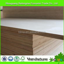 15mm WBP Hardwood faced cheap plywood sheets