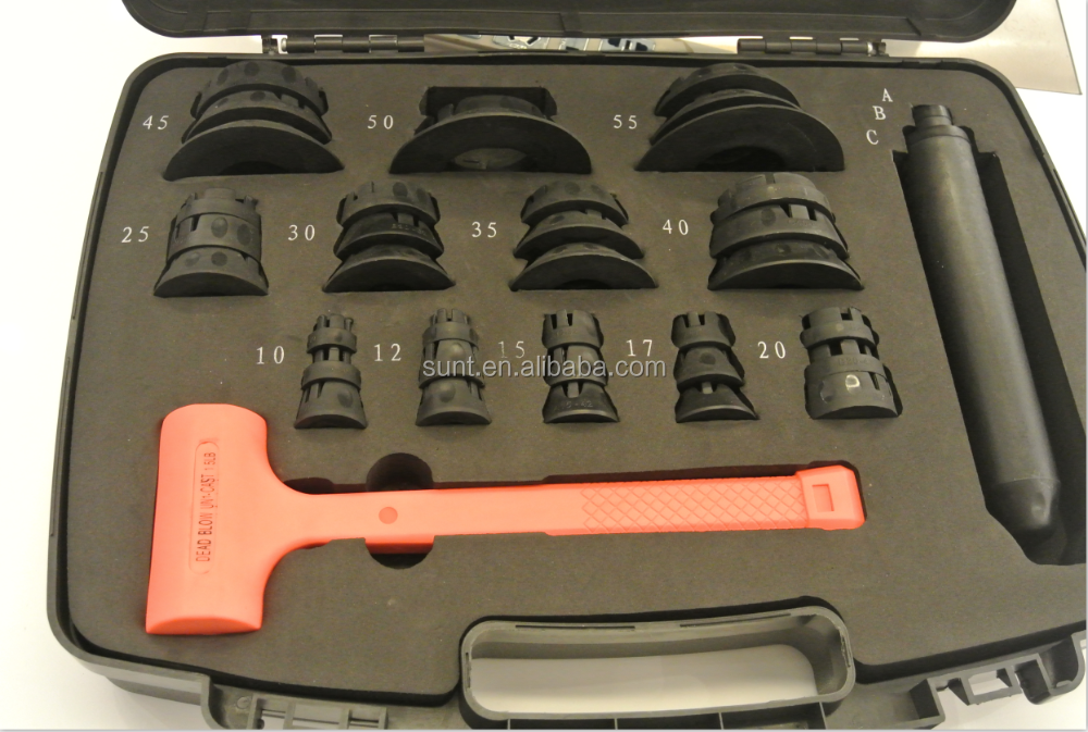 36 Pieces Bearing Fitting Tool Kits