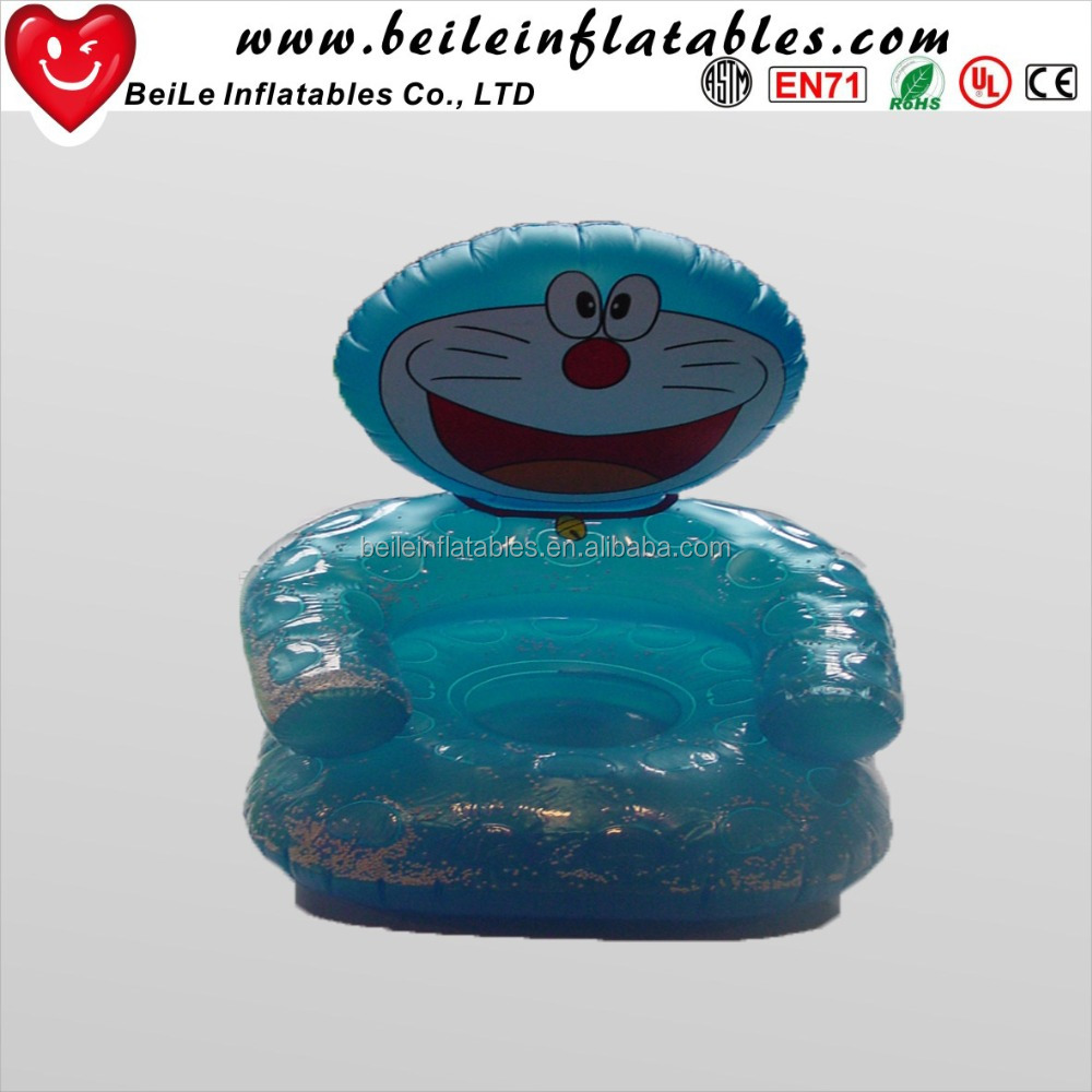 Doraemon Kid Inflatable Armchair new inflatable sofas and chairs for kids