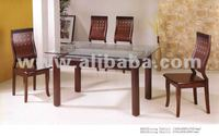 Teak - Wooden Dining Set