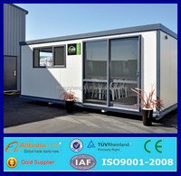 prefabricated portable granny flats temporary site office price