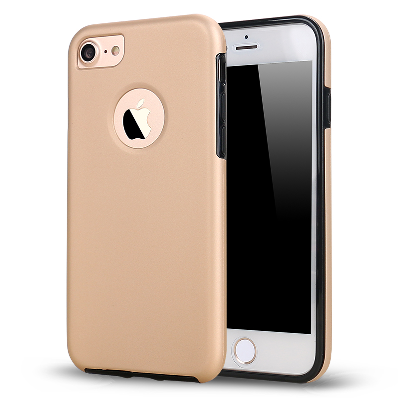 New Arrival TPU PP Hybrid All Round Protection Phone Case for Apple iPhone 7