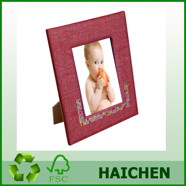 Top quality popular photo frame with writing