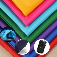 High Quality Factory Price 230T PU coated Polyester Oxford Fabric For Tent/Bag