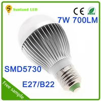 Free sample 2U 3U 4U shape energy saving led bulb lights 5W 7W 9W 12W 15W