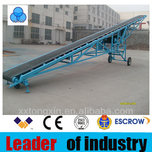 alibaba golden supplier China TX Brand Corrugated Sidewall Inclined belt conveyor