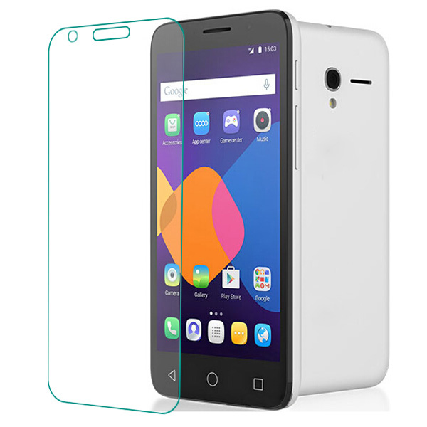 high quality hot!Screen Tempered Protector Glass Film For Alcatel One Touch C3 C5 C7 C9 3.5 4009 4.0 4013 4.5 4027