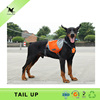 2016 Newest outdoor training padded harness dog backpack