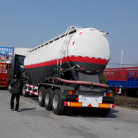 Semi Trailer Type And Truck Trailer