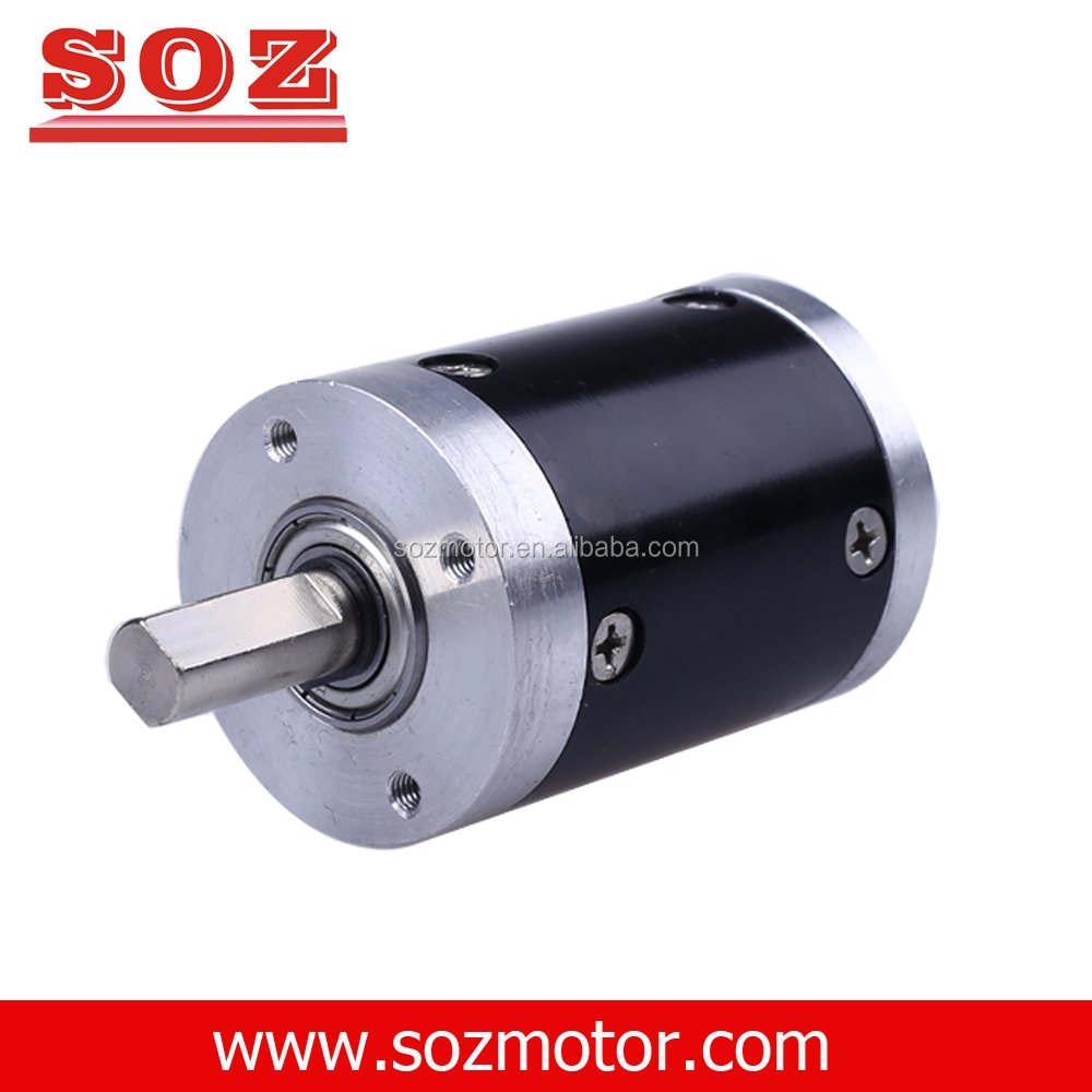 32mm Metal planetary reduction gear box