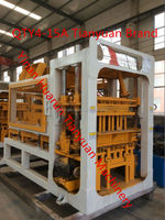 Tianyuan factory small manual mobile block making machine automatic Durable