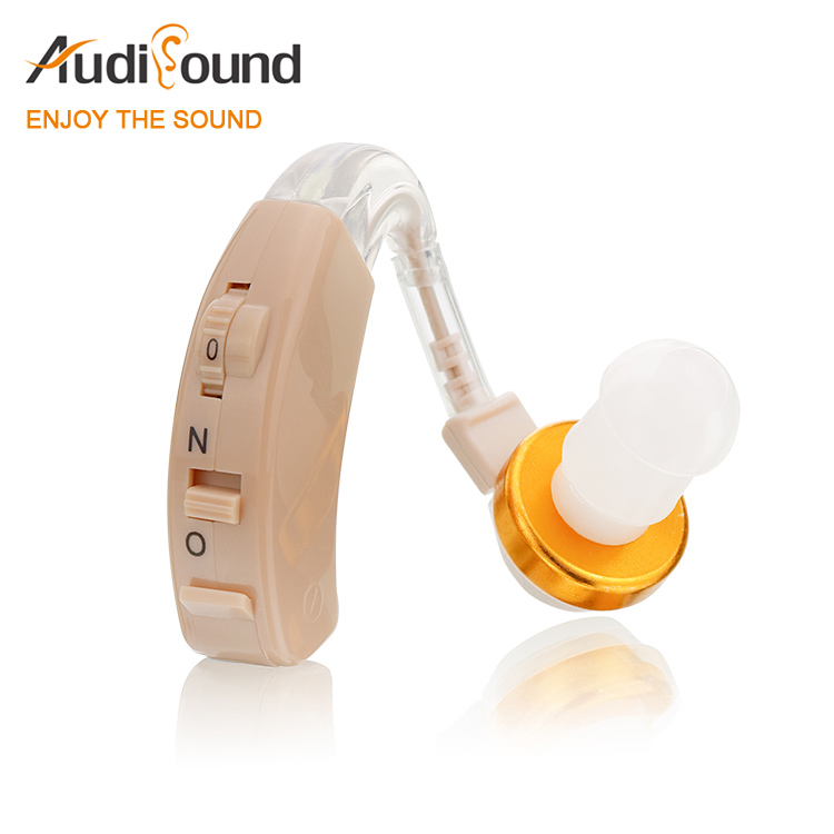 Audisound Home Care Ear Amplifier BTE Hearing Aid