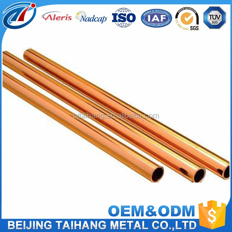 2017 hot sale air conditioner copper pipe size