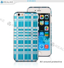 Wholesale price blank pc cell phone case for iphone 6