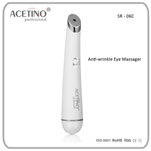 Portable Home Use Beauty Pen eye anti-wrinkle massage for Skin Rejuvenation